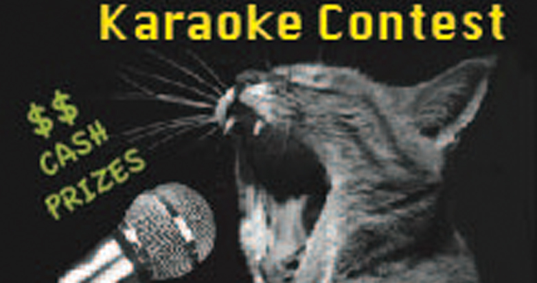 Sing Your Heart Out Karaoke Contest - July 19th - The Brodie